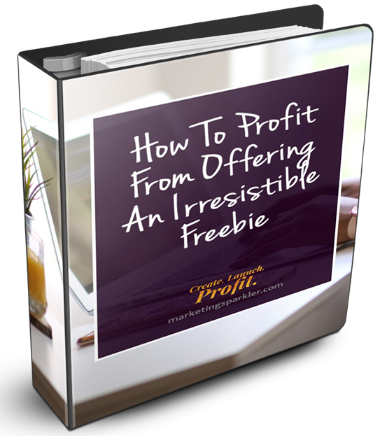 How to Profit From Freebies ringbinderstanding