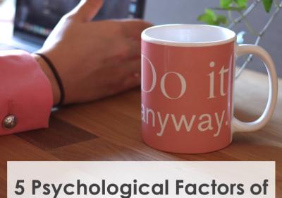 5 Psychological Factors of Brand Awareness & Trust [Infographic]