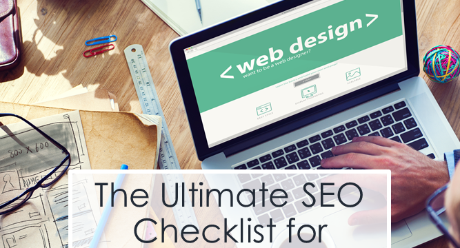 The Ultimate SEO Checklist for Website Redesign [Infographic]