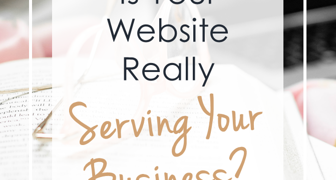 Is Your Website Really Serving Your Business?