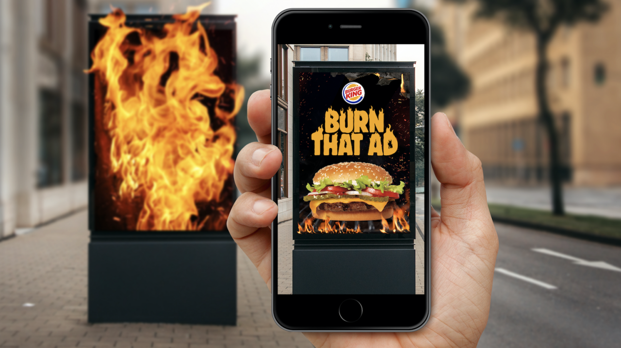 Innovative Mobile Marketing Campaigns To Learn From Burger King