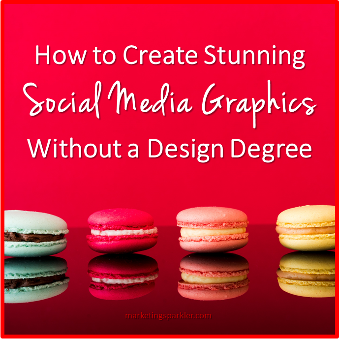 How to create social media graphics