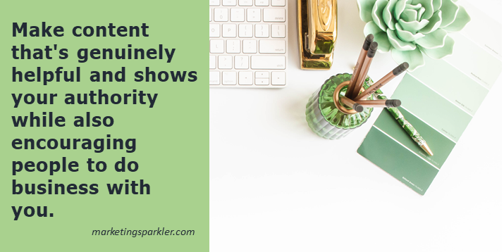 Solopreneur's Guide to Building Brand Awareness tip 02