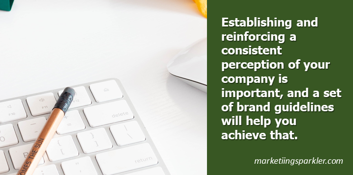8 Reasons Why Businesses Must Have Visual Brand Guidelines tip 01
