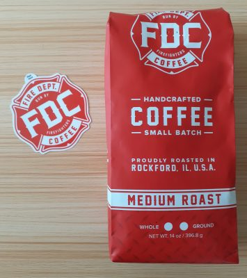 Original Medium Roast Coffee - Fire Dept Coffee