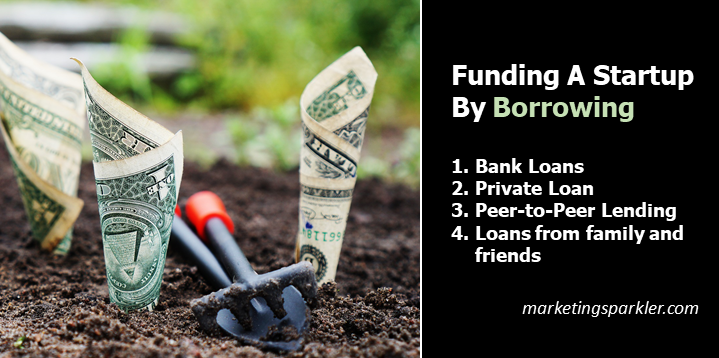 Save Borrow or Use Investors How Should You Fund Your Startup tip 01