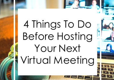 4 Things To Do Before Hosting Your Next Virtual Meeting