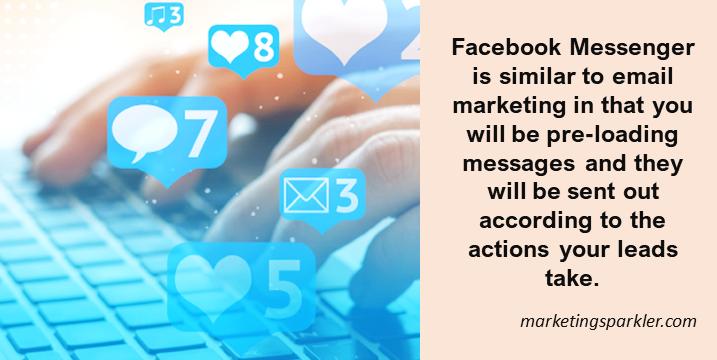 Beginner Guide to Facebook Messenger Marketing tip 01
