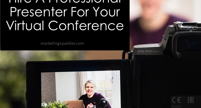 Top 5 Reasons to Hire a Professional Presenter for Your Virtual Conference