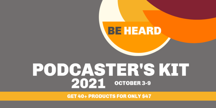 3rd Annual Podcaster's Kit
