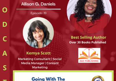 My Interview On The Authors Lab Podcast: How to Build Your Brand